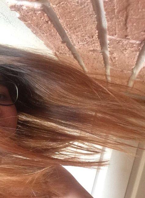 Rousse blonde brune Mac