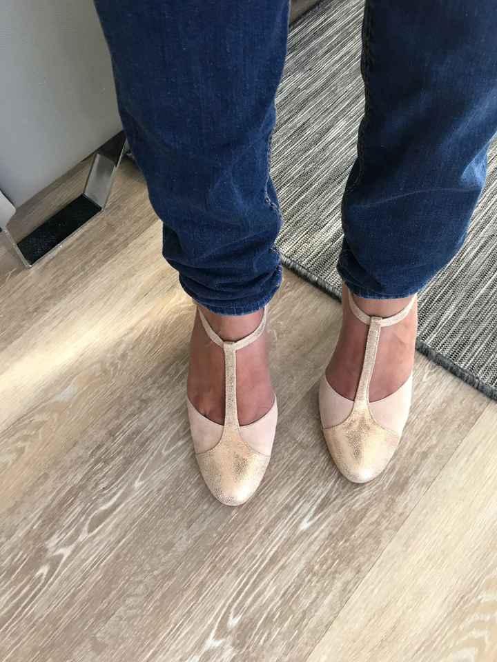 Mes chaussures de mariée - 3