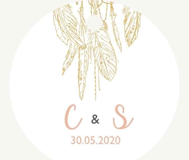 Nous nous marions le 30 Mai 2020 - Vendée - 1