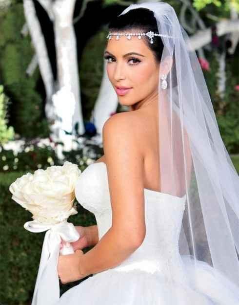 très belle mariée