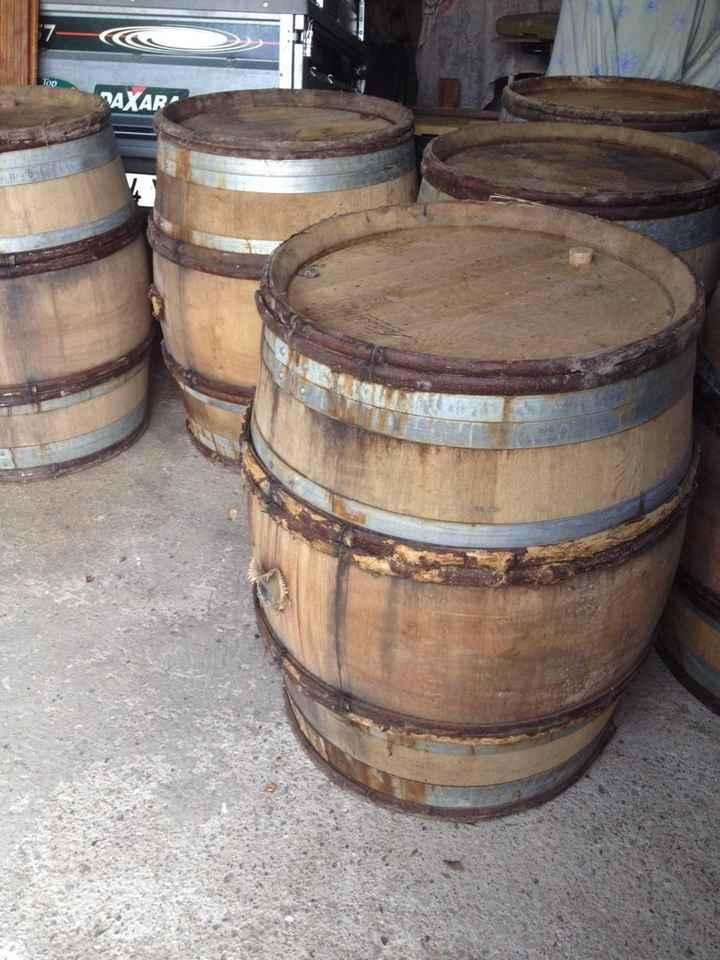 Décoration vins d'honneur - 1