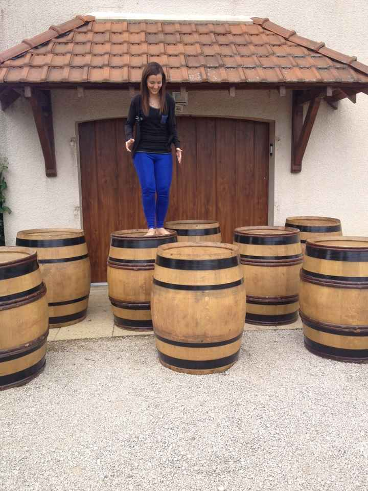 Décoration vins d'honneur - 2
