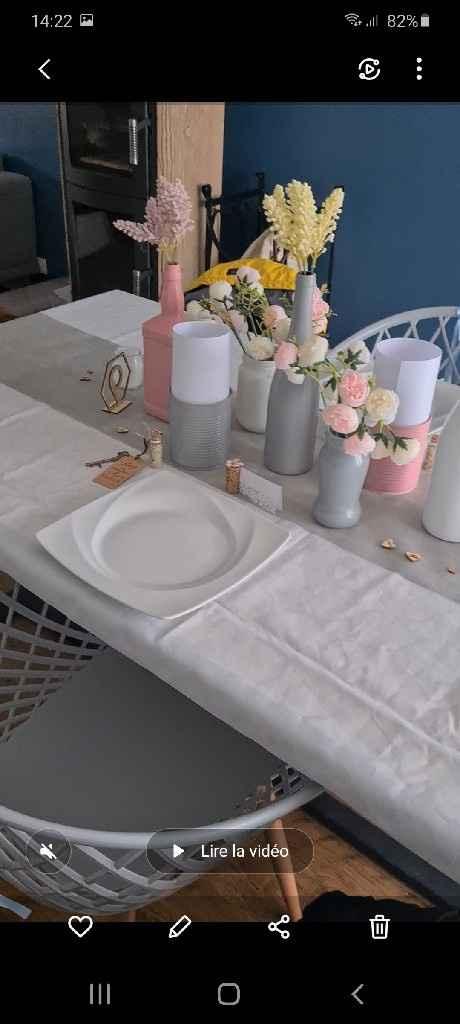 Essai table ❤🥰 - 3