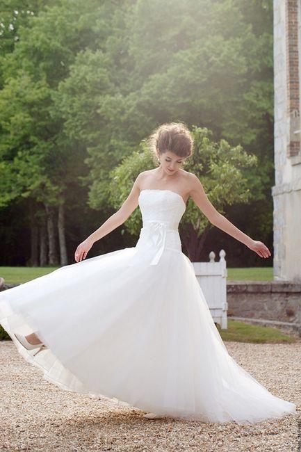 La robe Alice