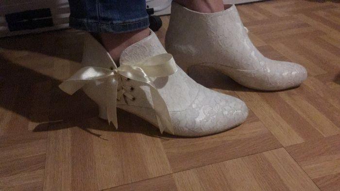 Les chaussures sont là 😍 1