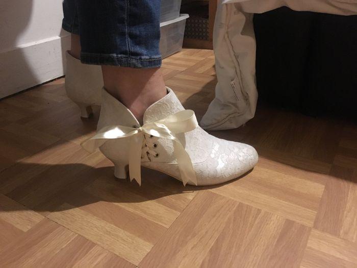 Les chaussures sont là 😍 2