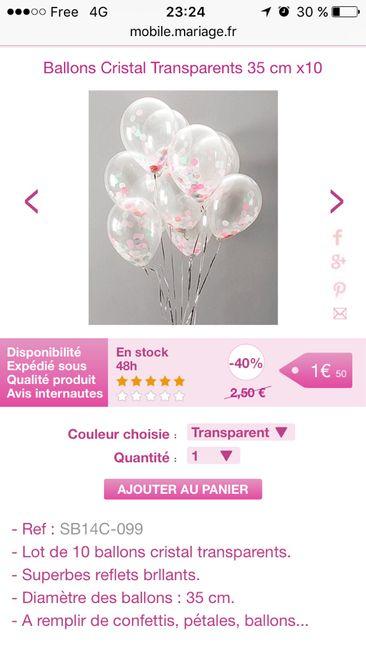Question ballons gonflable géant - 1