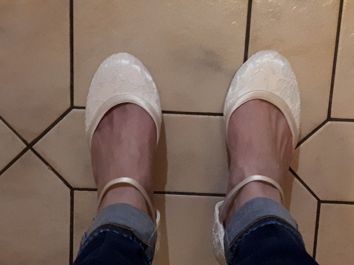 Chaussures reçues ! 3