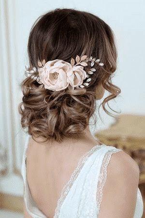 Inspiration : les coiffures des mariées 2