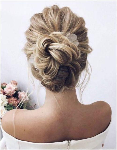 Inspiration : les coiffures des mariées 5