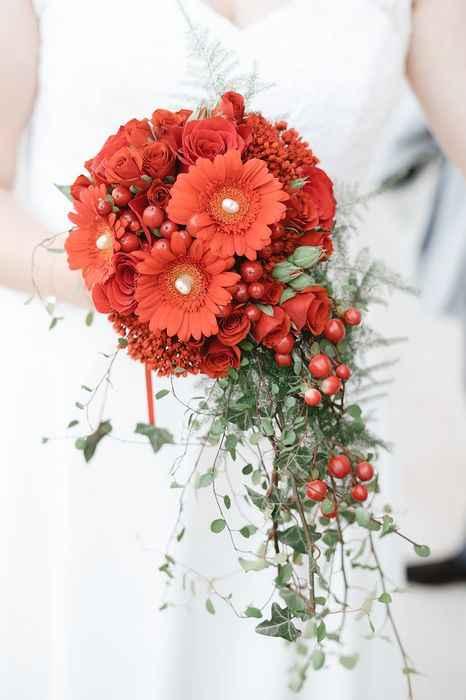 Bouquet de la mariée 💐 - 1