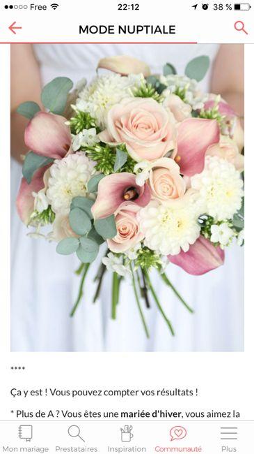 Ma liste de noël : Mon bouquet 4