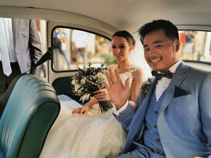 Nous sommes mariés ! 28.09.19 9