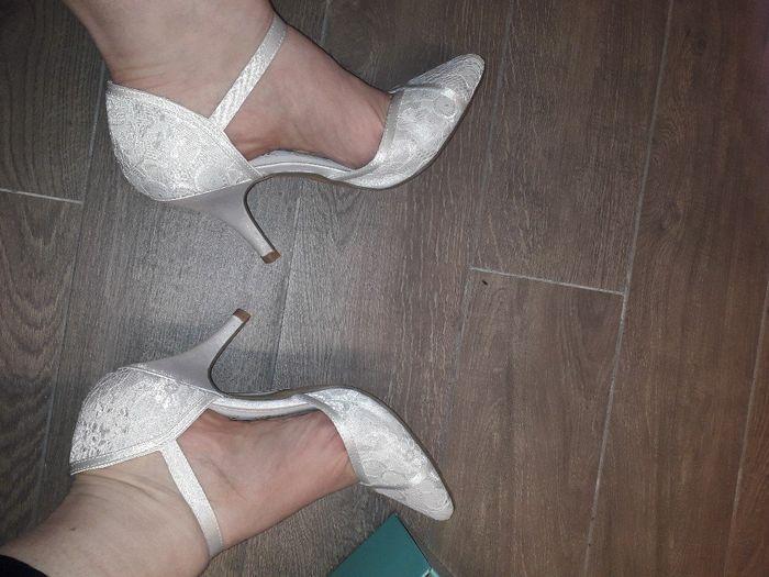 Trouvé mes chaussures - 1