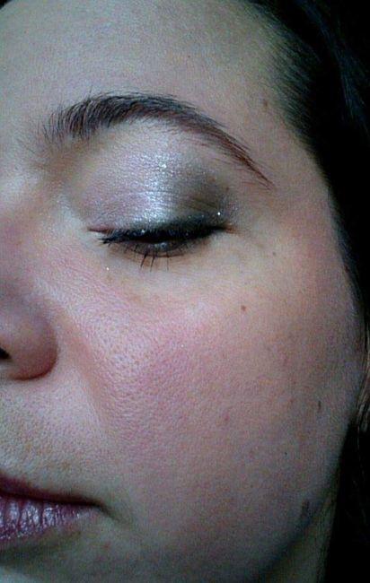 Essai maquillage + robe - 1