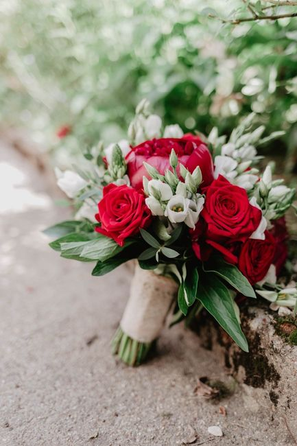 Photos bouquets de mariée et tarif 11