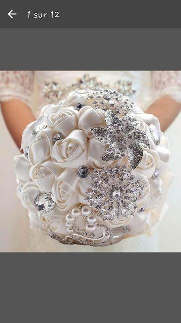 Le bouquet selon ta date de mariage - 1
