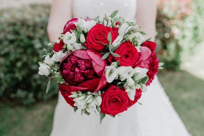 Photos bouquets de mariée et tarif 10