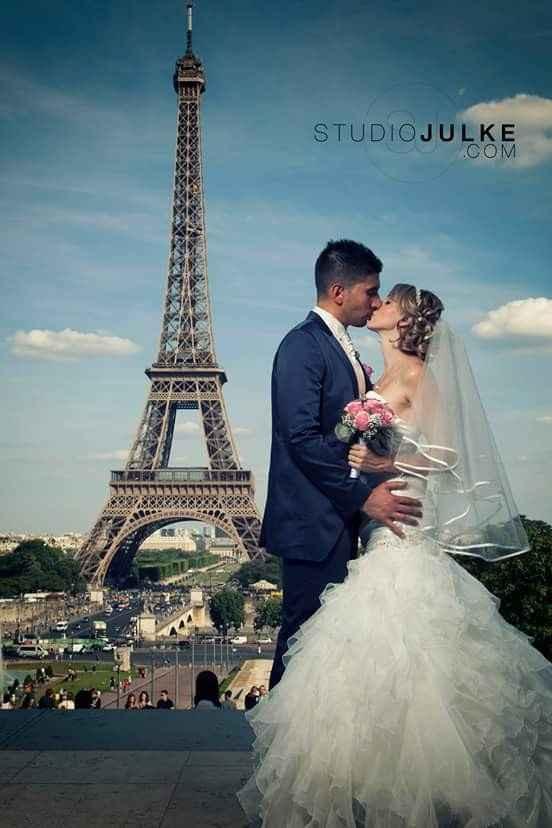 Shooting post mariage