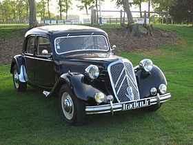 Citroën Traction avant de 1934