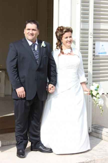Notre mariage 28.09.2013