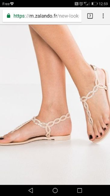 Vos avis ! 👠 Chaussures de fin de soirée 1