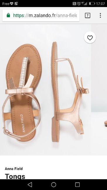 Vos avis ! 👠 Chaussures de fin de soirée 2