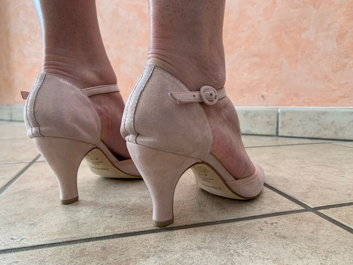 Mes chaussures.... défectueuses - 3