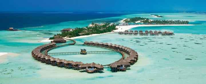 Hôtel des Maldives