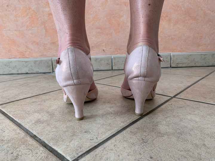 Mes chaussures.... défectueuses - 1