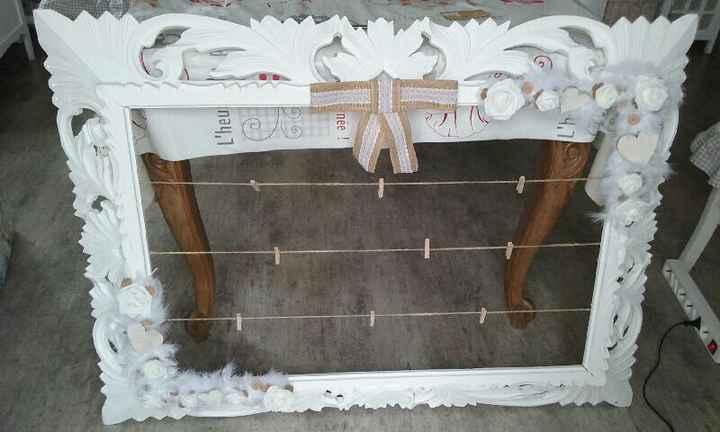 Décorations table - 1