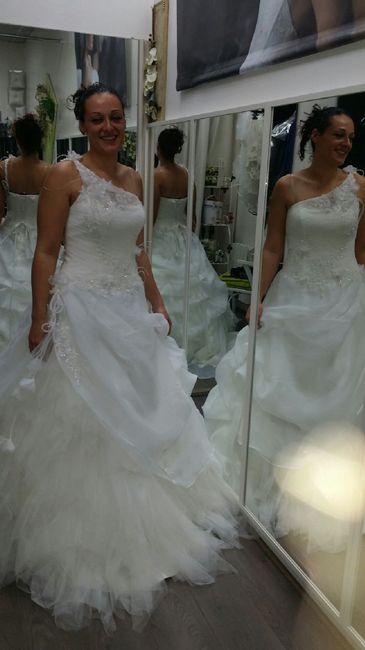 Petit article sur comment choisir sa robe - 1