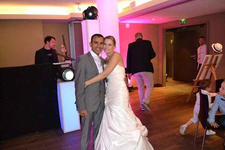 ça y est!!!!! nous sommes mariés !!!!!! - 1