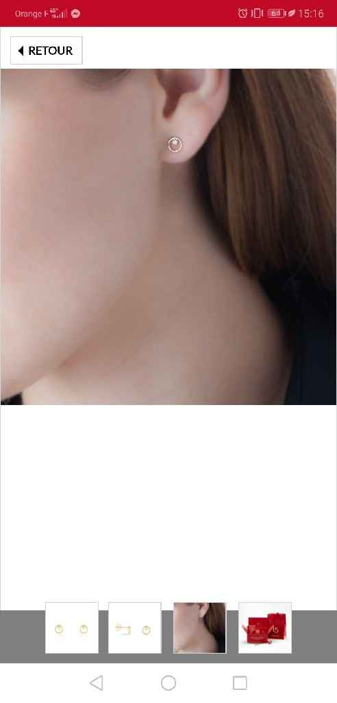 Boucles d'oreilles et accessoires... - 2