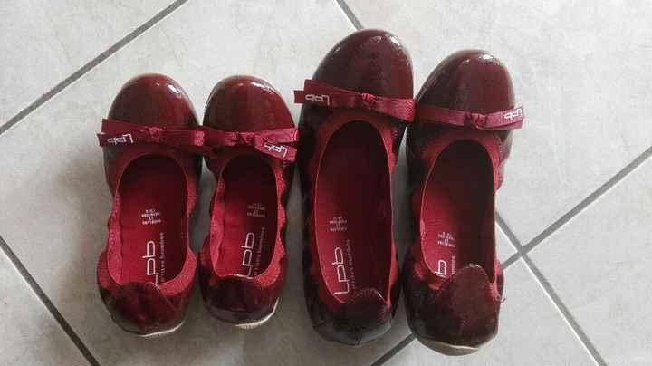 Comment sont vos chaussures - 1