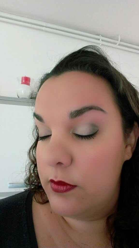 Essai maquillage ! - 4