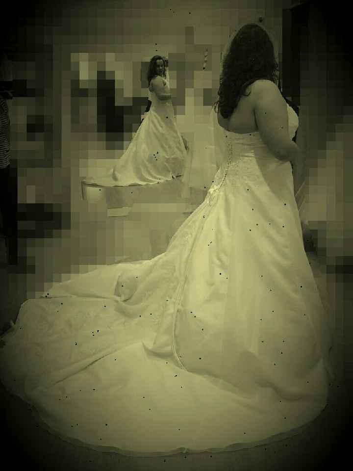 Inspi mariée ronde... - 1