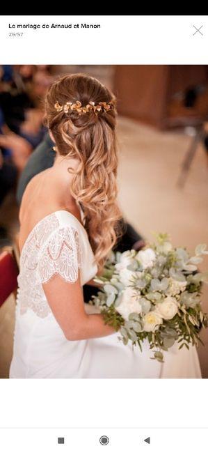 Besoin d'avis robe de mariée - 1