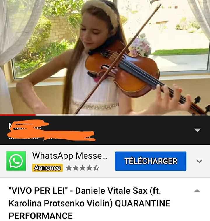 Musique de l'église - 1