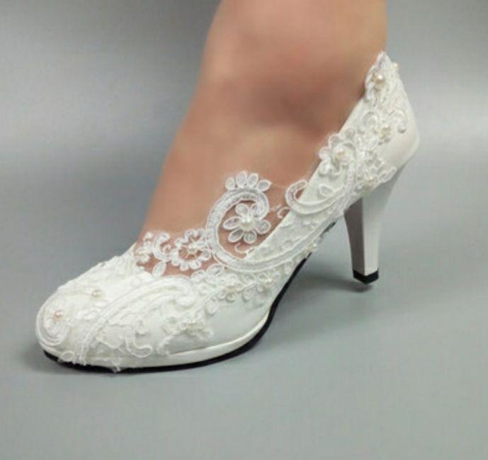 Chaussures de mariages 2