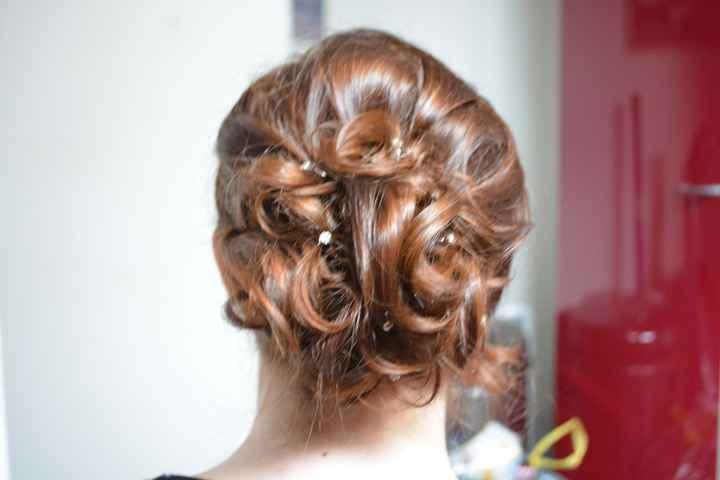 Vos coiffures - 1