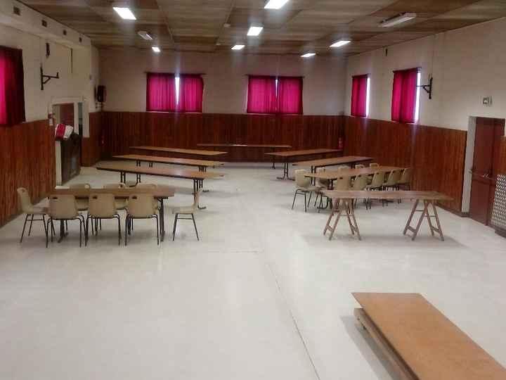 Essai table et mise en place de la salle - 2