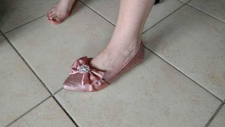 Quelles chaussures pour le jour J? - 1