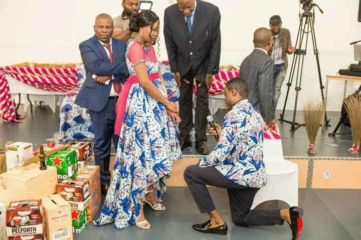 Photos mariage traditionnel congolais - 5