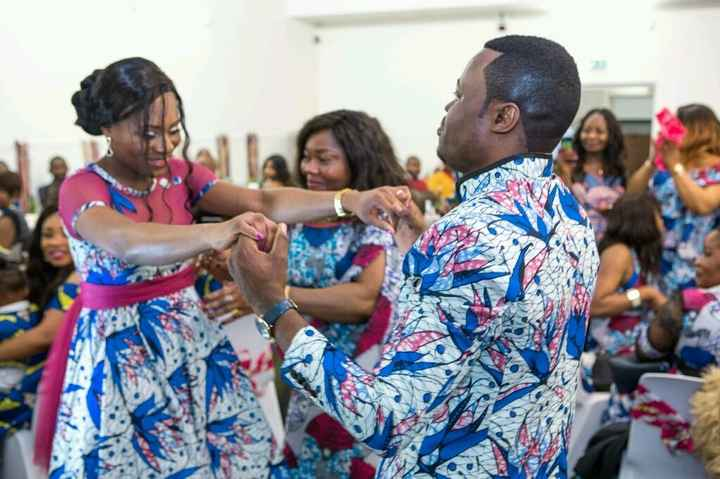 Photos mariage traditionnel congolais - 7