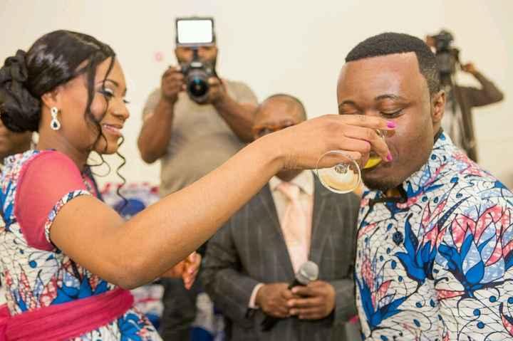 Photos mariage traditionnel congolais - 8