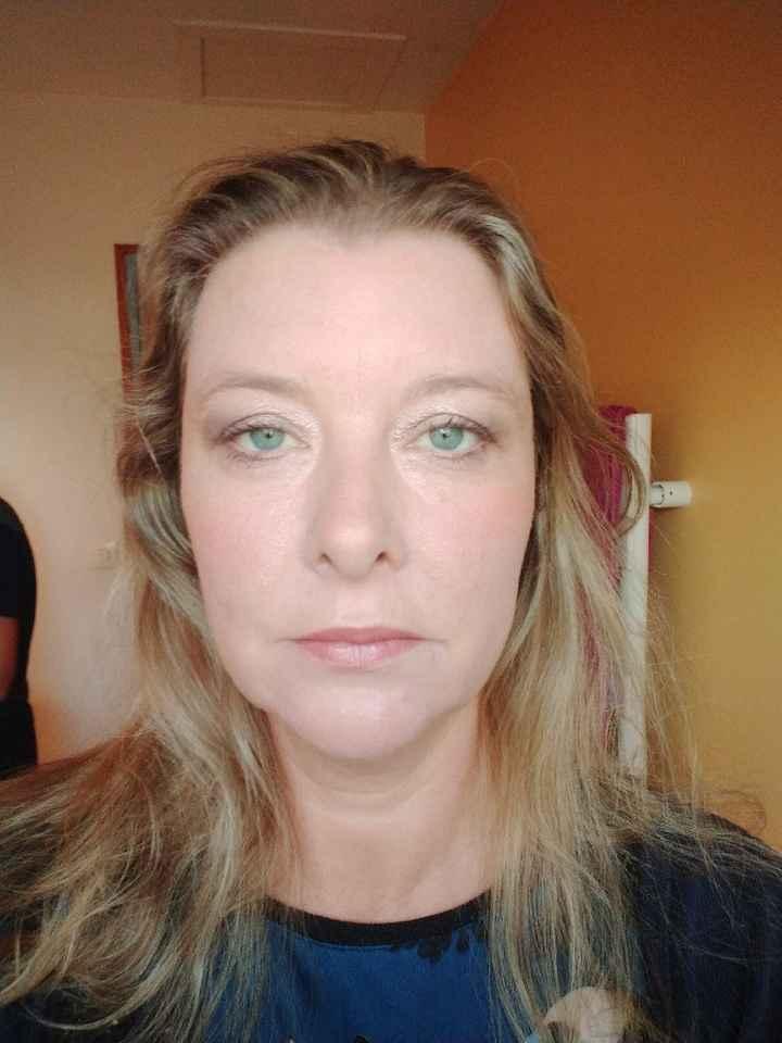Essais maquillage - 1