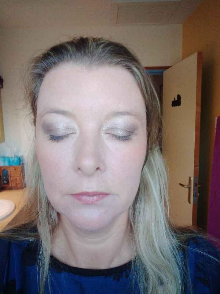 Essais maquillage - 2