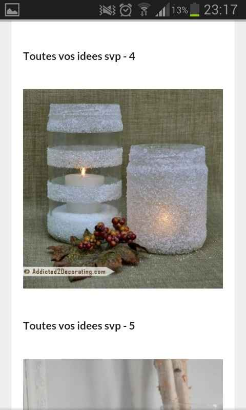 Mariage d'hiver - 1