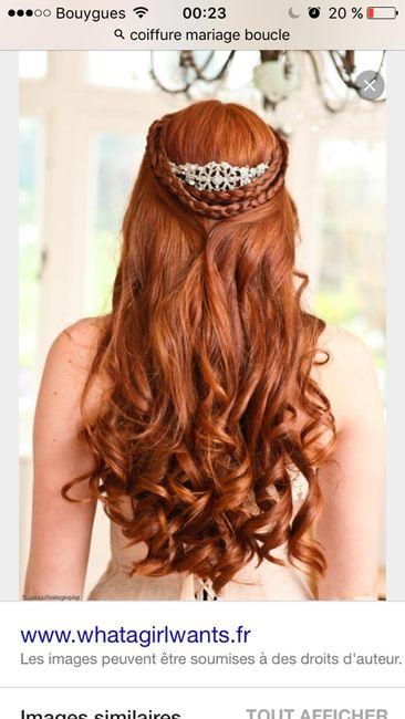 Quelle sera votre coiffure ? - 1